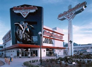 Copyright © Harley-Davidson Cafe