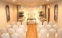 Allure Wedding Chapel Interior, © Allure Wedding Chapel