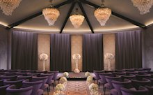 ARIA Wedding Chapel, © ARIA Hotel