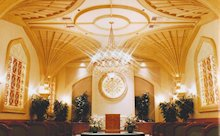 Excalibur Hotel Wedding Chapel, © MGM MIRAGE