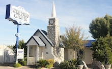 Graceland Wedding Chapel, © Graceland Wedding Chapel