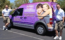 Las Vegas Wedding Wagon, © Las Vegas Wedding Wagon