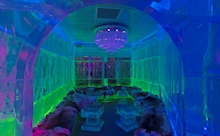 Minus 5 Ice Bar, © Minus 5 Ice Bar