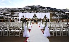 Mount Charleston Hotel Weddings, © Mount Charleston Hotel