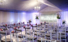 Silver Sky Wedding Chapel at The Linq Resort