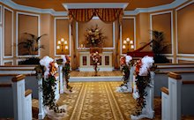 TI Treasure Island Hotel Wedding Chapels, © MGM MIRAGE