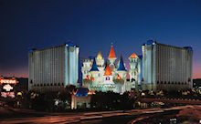 Excalibur Hotel and Casino, © MGM MIRAGE