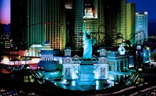New York New York Hotel and Casino, © MGM MIRAGE