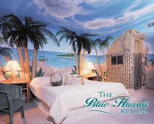 Viva Las Vegas - Blue Hawaii Room